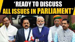 Parliament's Winter Session: Govt ready to discuss all issues, says PM Modi | OneIndia News [Video]