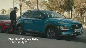 The new Hyundai KONA Hybrid Trailer [Video]