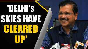News video: Arvind Kejriwal says no need for odd-even scheme now | OneIndia News
