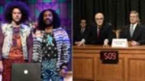 'SNL' Recap: Harry Styles Pulls Double Duty, Jon Hamm's Impeachment Hearing Cameo | THR News [Video]
