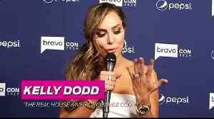 'Real Housewives Of Orange County' Star Kelly Dodd Confirms Her Wedding Date [Video]