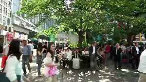 SoftBank to create $30 billion tech giant [Video]