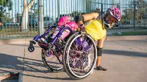 Spina Bifida Won't Hold This 12-Year-Old Back | BORN DIFFERENT [Video]