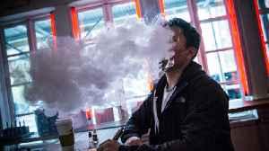 News video: Trump Reportedly Backs Off Flavor Ban For E-Cigarettes