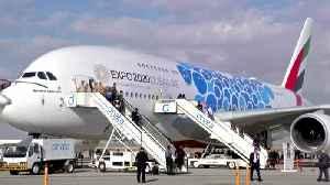 News video: Emirates announces $16 bln Airbus order