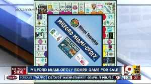 Milford Miami-opoly launches Monday night [Video]