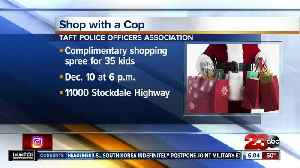 Taft Police Shop with a Cop [Video]