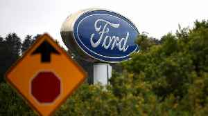 United Auto Workers Members Ratify New 4-Year Contract With Ford [Video]