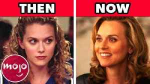 Top 10 One Tree Hill Stars: Where Are They Now? [Video]
