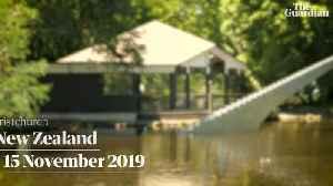 Behrouz Boochani: how I got out of my Manus Island hell [Video]