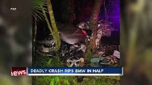 1 dead after one-vehicle crash on I-275 in Hillsborough County [Video]