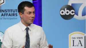 Pete Buttigieg Gets Democratic Lead In Iowa
