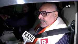 People should respect the decision of court Giriraj Singh on AIMPLB review petition [Video]