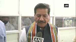 Will decide tomorrow if we can go ahead or not Prithviraj Chavan on Maharashtra tussle [Video]