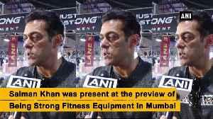 You dont need equipment to workout bodyweight is enough for exercise Salman Khan [Video]