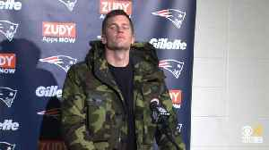 Tom Brady Was Not Happy With Patriots Offensive Struggles Vs. Eagles [Video]