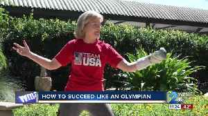 How to succeed like an Olympian [Video]