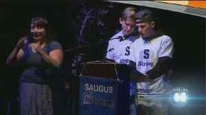 Santa Clarita Honors Shooting Victims At Saugus Strong Vigil [Video]
