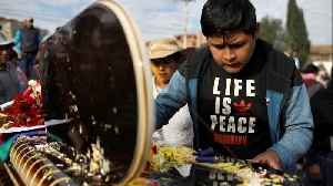 Bolivia unrest: Funerals for protest victims in Morales bastion