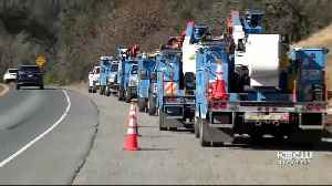 News video: PG&E: High Wind Event Could Prompt Power Shutoffs In North Bay, Sierra This Week