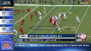 Jameis Winston throws 4 interceptions as New Orleans Saints easily beat Tampa Bay Buccaneers [Video]