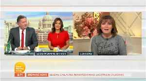 Lorraine Kelly Confronts Jennifer Arcuri For Not Answering Questions On Good Morning Britain [Video]