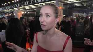 Erin Doherty reveals she felt no imposter syndrome when filming 'The Crown' [Video]