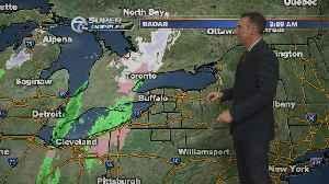 7 First Alert Forecast 5am 11/18 [Video]