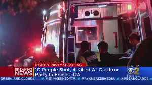 10 People Shot, 4 Killed At Outdoor Bears, Rams Game Watch Party In Fresno, CA [Video]