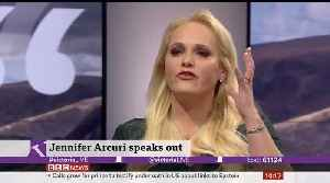 Jennifer Arcuri Discusses Her Relationship With Boris Johnson [Video]