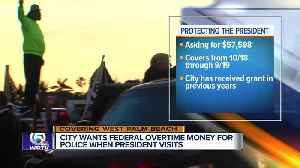 West Palm Beach to ask for reimbursement for protecting President Trump [Video]