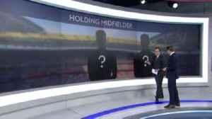 Southgate's midfield dilemma [Video]