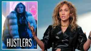 Jennifer Lopez Breaks Down Her Biggest Career Moments [Video]