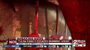 TFD: North Tulsa house fire could have been set intentionally [Video]