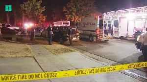 News video: Fresno Backyard Shooting