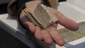 Miniature Charlotte Bronte Book Set to Be Auctioned in Paris [Video]