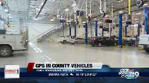 County vehicles get GPS systems [Video]