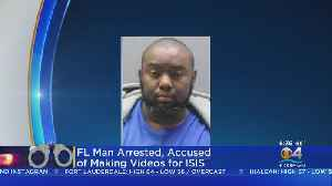Florida Man Accused Of Trying To Help ISIS [Video]