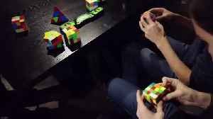 Rubik's Cube World Cup 2019 Final held in Moscow [Video]