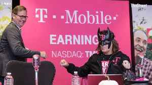Here's What T-Mobile's John Legere Is Leaving Behind, What New CEO Has Ahead [Video]