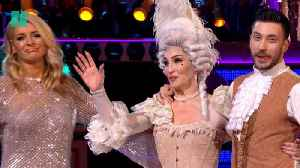 Strictly's Michelle Visage Proves Why She's The Queen All The Ballroom After Shock Exit [Video]