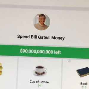 TikTok star goes viral trying to spend Bill Gates' fortune [Video]