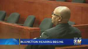 Injunction Hearing Begins For Former Fort Worth Police Chief [Video]