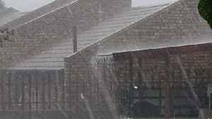 Huge Hailstorm in Ermelo [Video]