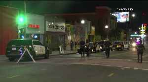 2 Sought in Shooting Outside Los Angeles Bar That Left 1 Dead, 1 Wounded [Video]