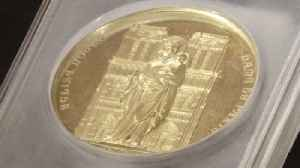 1864 Notre Dame Medal To Go Up For Auction To Help Reconstruct Cathedral [Video]