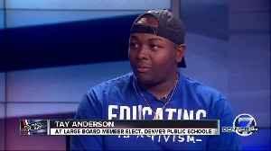 Politics Unplugged - Tay Anderson [Video]