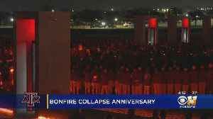 Texas A&M Mark 20 Years Since Deadly Bonfire Collapse [Video]