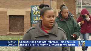 New Charges Filed Against Convicted Killer Rahmael Holt's Cousin [Video]