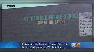 Another School In Colorado's Western Slope Closes Due To Norovirus-Like Sickness [Video]